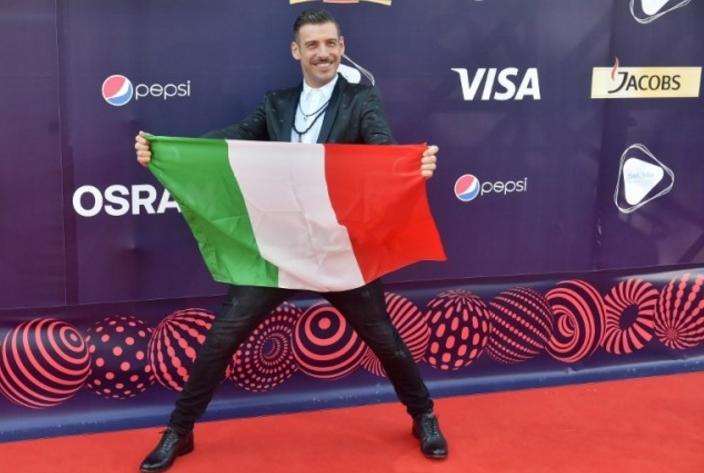 Италию на Евровидении представит Франческо Габбани