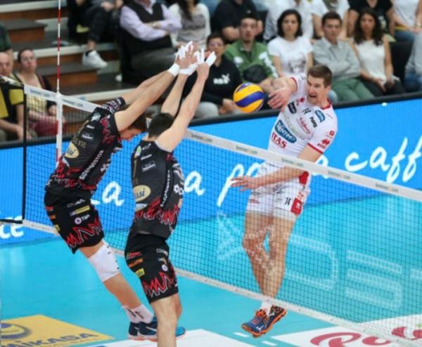 Волейболисты из Тренто – в финале плей-офф чемпионата Италии