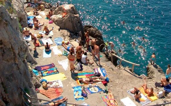 Пляжи региона Кампания - Анакапри (Anacapri), Неаполь