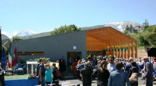 гигант Ikea построил и подарил школу одному из итальянских городов
