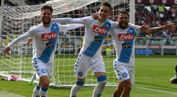 Победа «Наполи» в Турине