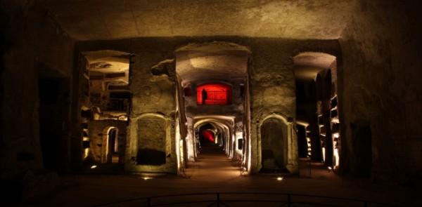 Ночной джаз в неапольских катакомбах Сан-Дженнаро