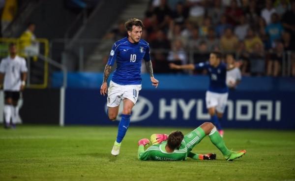 Италия – Германия 1:0