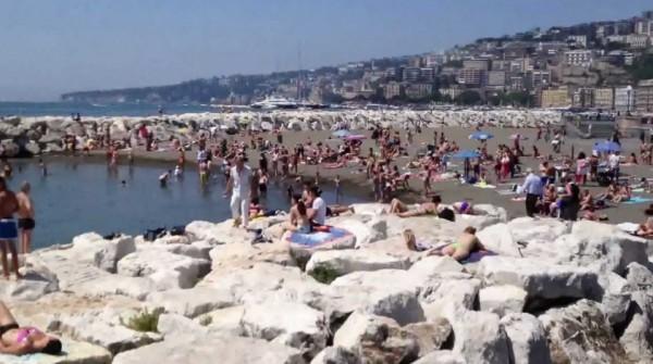 пляжи в Неаполе