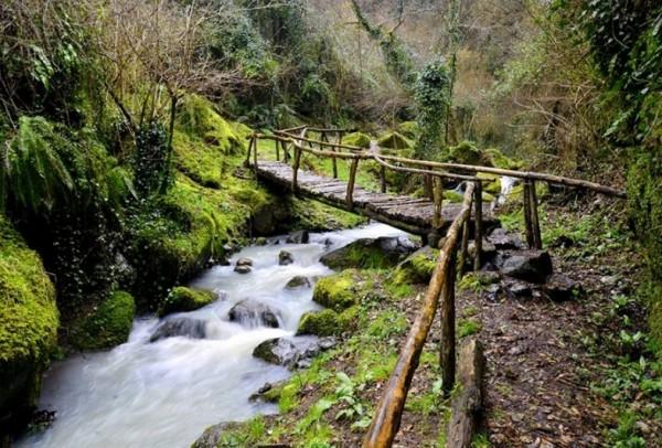 Водопады в Конка-делла-Кампания: откройте для себя сокровища природы