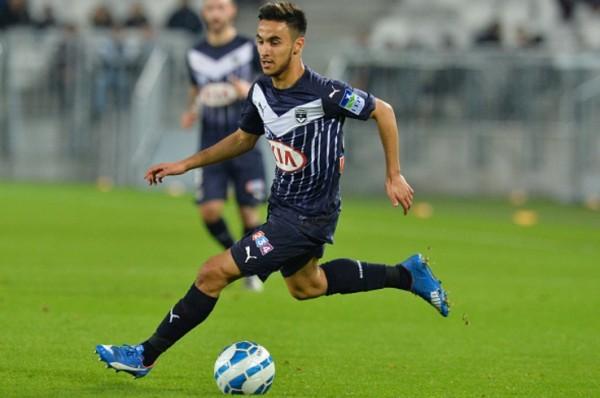 алжирский полузащитник «Бордо» Адам Уна вскоре станет игроком «Наполи»