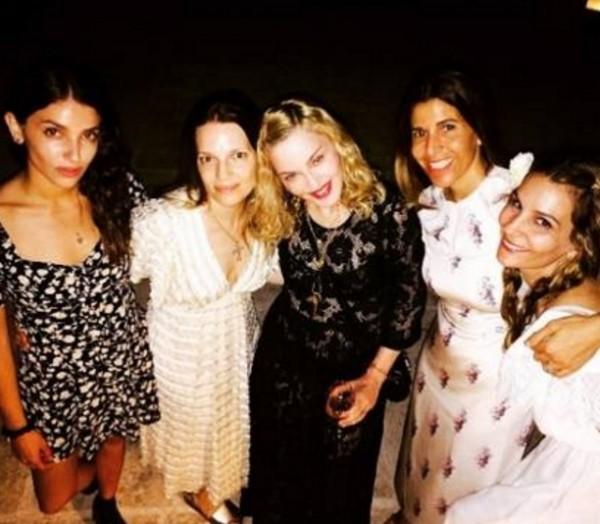 Мадонна проводит отпуск в Италии: день рождения в Апулии