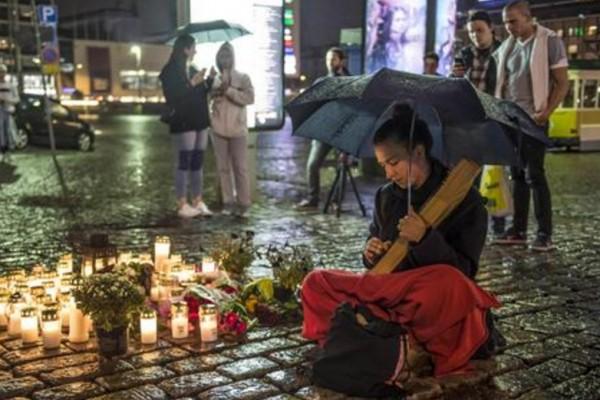 СМИ Италии, Атака в Финляндии: 8 раненых, 2 погибших