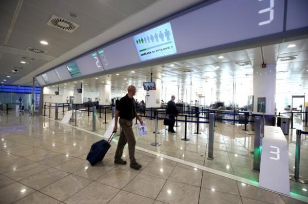 Киевский и Неаполитанский Аэропорт по вылету и прилёту