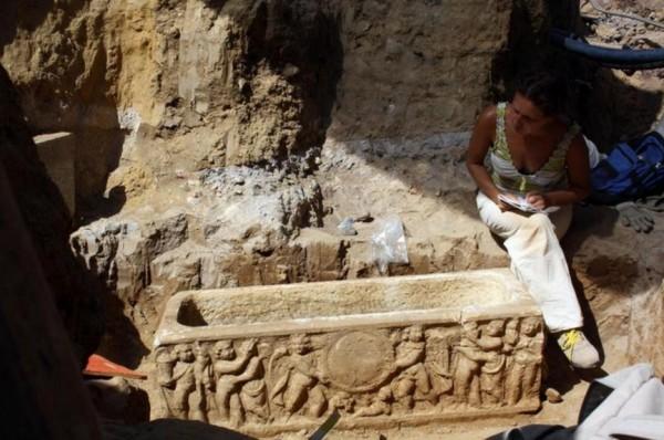 Рим: археологическая находка в районе Олимпийского стадиона