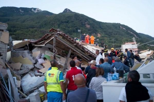 Во время землетрясения в Искье не должно было быть погибших