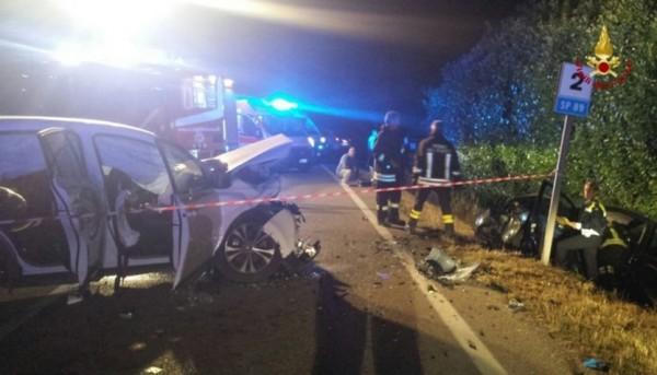 пьяный водитель из Румынии стал убийцей 60-летнего итальянца