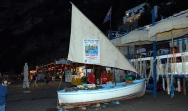 на пляже Позитано состоится традиционный праздник Рыбы