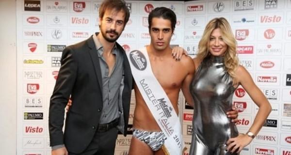 Мистер Италия 2017: победитель из Неаполя