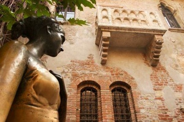 В День рождения Джульетты Капулетти Верону посетило тысячи туристов
