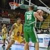 Баскетболисты из Авеллино поддержали традицию домашних побед с туринцами