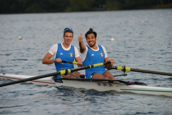 Чемпионами мира стали Маттео Лодо и Джузеппе Вицино