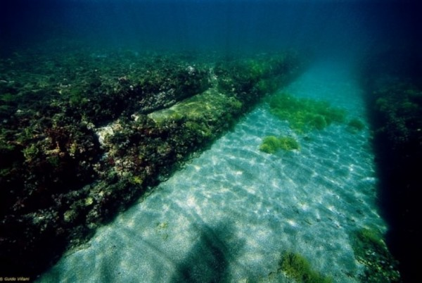 подводный археологический парк Байя вновь открывает свои просторы для туристов