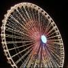 Салерно. Самое большое в мире колесо обозрения к Рождеству