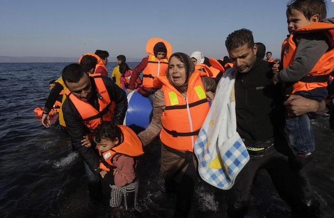 Уберегов Ливии обнаружили лодку стелами мигрантов