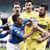 ФК «Наполи» не сумел разжиться голами в Вероне