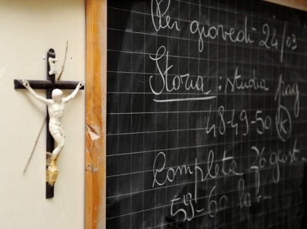 Палермо: детям запретили совершать молитвы в учебное время