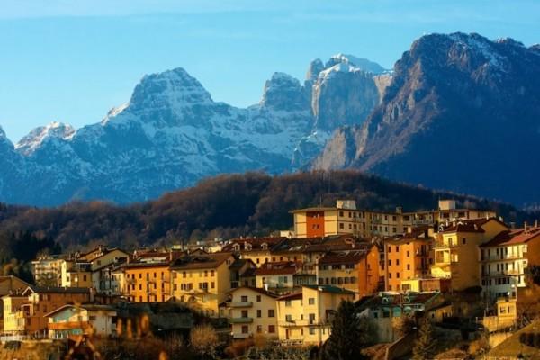 Северная провинция Беллуно имеет самое высокое качество жизни в Италии