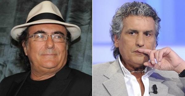 Берлускони выдвигает кандидатами Аль Бано и Тото Кутуньо
