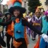 Неаполь, квартал Scampia: самый веселый разноцветный карнавал в городе
