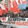 Эхо убийства во Флоренции: в Неаполе сенегальцы вышли на демонстрацию