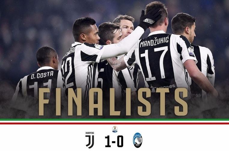 Финал кубка италии ювентус
