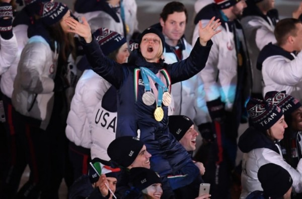 Арианна Фонтана стала мульти-медалисткой Олимпиады, завоевав 3 медали