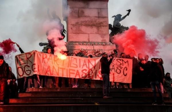 От Милана до Палермо: манифестации и сидячие демонстрации