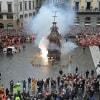 Пасха во Флоренции: пиротехнический салют Scoppio del Carro и застрявшая коломбина