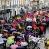 Помпеи: дождь не остановил марш Свободы против каморры
