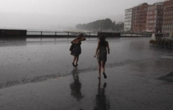Метеопрогноз в Неаполе: стоп лету, приближаются дожди и грозы