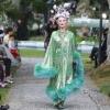 Новый показ Dolce & Gabbana, с участием Мэй Маск на озере Комо