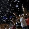 Сегодня вечером, 5 августа, в Риме пойдет снег