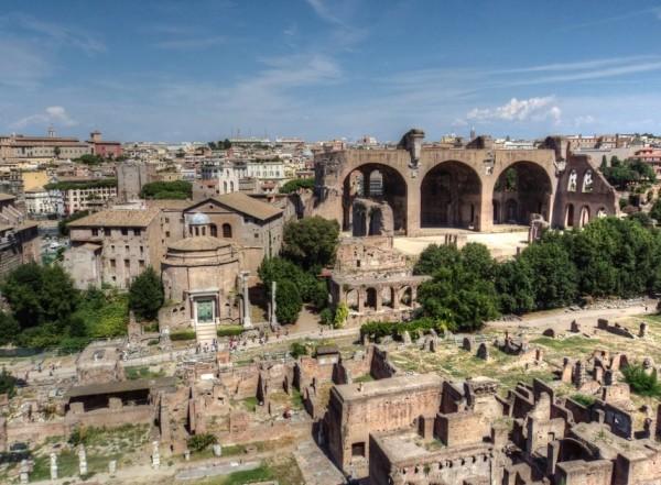 Палатинский холм в Риме после реконструкции открыт для посещения