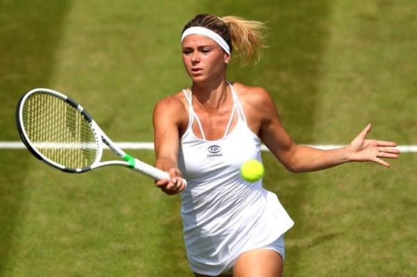 единственная теннисистка из �талии, Камила Джорджи