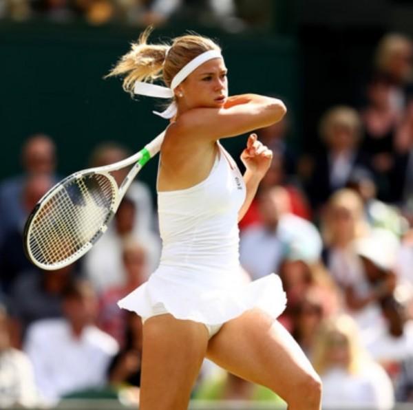 �тальянская теннисистка дала бой великой чемпионке