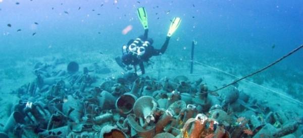 На Сицилии контрабандисты десятки лет расхищали археологические раскоп