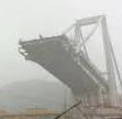 Генуя: На автомагистрале А10 обрушился автомобильный мост