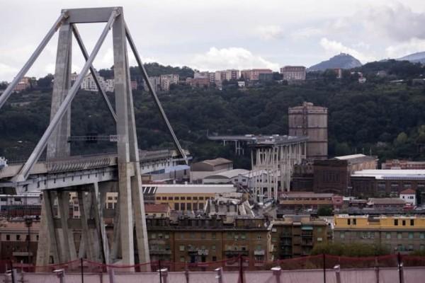 Тысячи итальянских мостов под угрозой