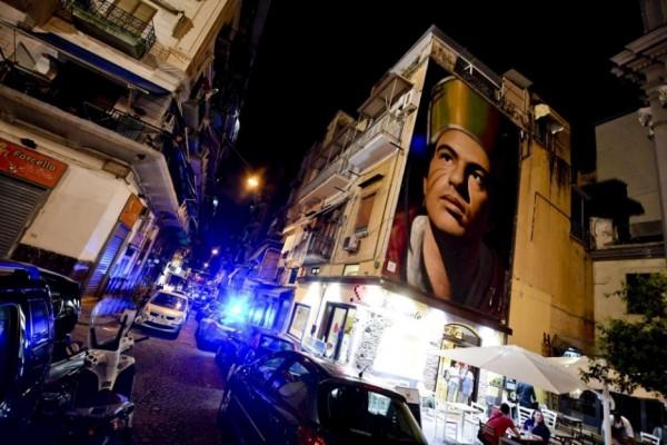 Неаполь, Форчелла: при перестрелке двух неизвестных, ранена женщина