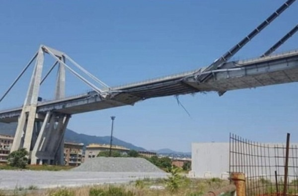 обрушевшийся мост в Генуе строила мафия