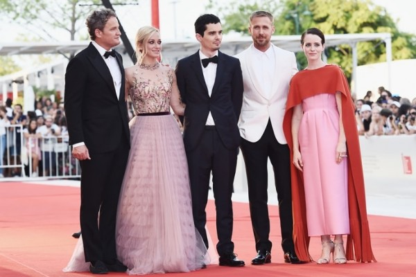 В Венеции, на острове Лидо открылся 75-й международный кинофестиваль