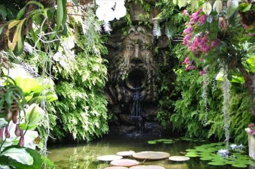 Остров Искья. Ботанический сад