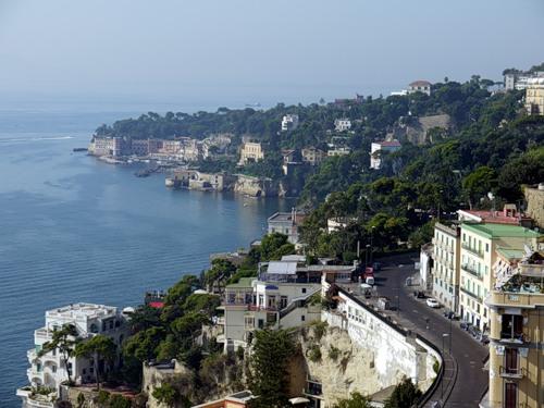 Неаполь италия неаполитанский залив