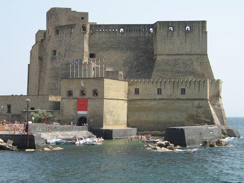 Неаполь - Кастель-дель-Ово